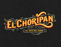 El Choripán - Logo and Branding Design