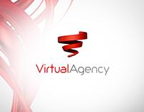 Brand Identity - Virtual Agency