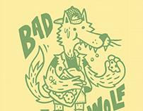 skating bad wolf