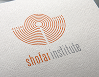 Shofar Institute Logo 2015 Corporate Image & Branding