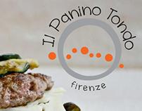 Il Panino Tondo - Restyling logo, brand, icone