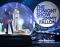 The Tonight Show | On-Air Promotions All-Graphic Piece