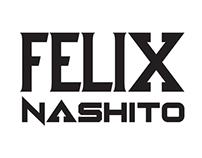 DJ Felix Nashito Logo Design