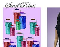 Scarf prints