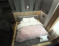 Bedroom - Nero