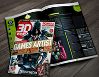 3D World Magazine - Q&A - (Issue 197) - 2015