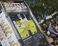 BottleRock Napa Valley Event and Experience Branding
