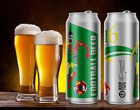 UEFA EURO 2016 football beer