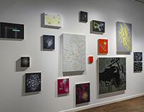 2015-Intrications (Galerie simon Blais, Montréal)