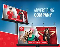 NEBAR ADVERTISING COMPANY