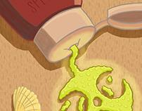 Sunscreen Kills Corals