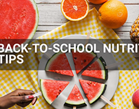Back-to-School Nutrition Tips