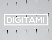 Digitami - Poster Concept