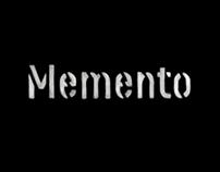 Memento Opening Credits