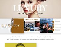 Luxury Presentation Templates
