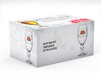 Stella Artois promo box