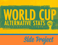 World Cup Alternative Stats
