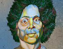Malcolm Gladwell Portrait 2015