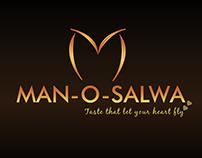 Branding Resturant MAN - O - SALWA