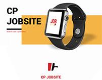 CP Jobsite - iWatch Concept