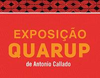 Exposição Quarup - Antonio Callado