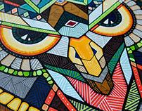 Animal Squares // Paintings