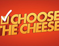 choose cheese