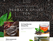 Tea Store Shopify Theme