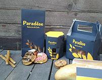 Paradise Bakeries Rebranding