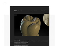 B'side - creative portfolio website