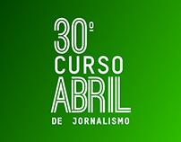 Curso Abril de Jornalismo 2013