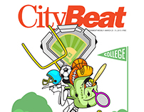 City Beat Alt Weekly Cover
