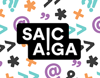 SAIC AIGA Identity 2017