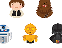 Star Wars Personagens