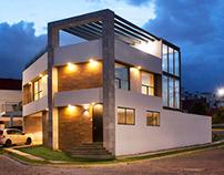 Casa Lomas del Valle II / 2016