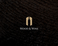 Wood & Wine - Branding / Visual Identity / Website