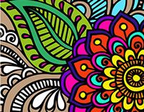 Полищук Ольга - Иллюстрации для микростоков в AI