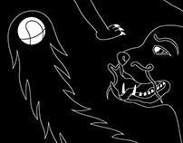 DRAGON BALL DOG