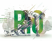 Artwork - Olympic Games Rio 2016