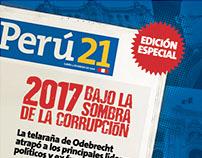 Suplemento Panorama Político - Perú21