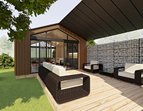 HOUSE - Fahverk style