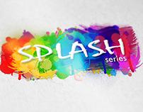 Splash Series and Tech City Logo