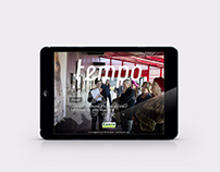 Tempo, le e-magasine de la ville de Cenon