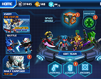 Transformers: Battle Tactics [UI Screens]