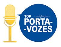 Top Porta-Vozes KPMG | VISUAL IDENTITY