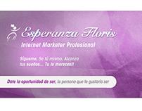 Branding - Imagen. Esperanza Floris