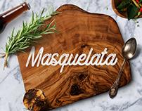 MASQUELATA - Restaurant Branding