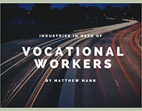 Industries That Need Vocational Workers
