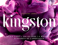 SF Kingston | Free Font