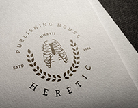 Branding and Poster Collection Editorial Heretic